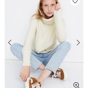 NWOT-Madewell Turtleneck Sweater